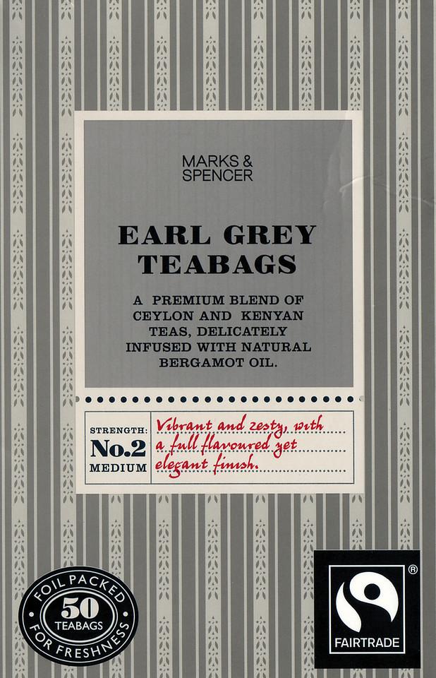 Cuppa Earl Grey (Times 50)