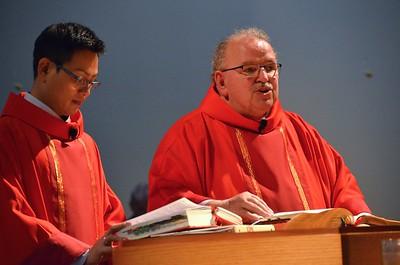 Fr. Joseph and Fr. Yvon