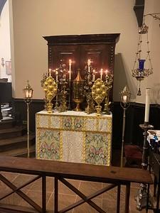 Altar of Repose Friday Morning