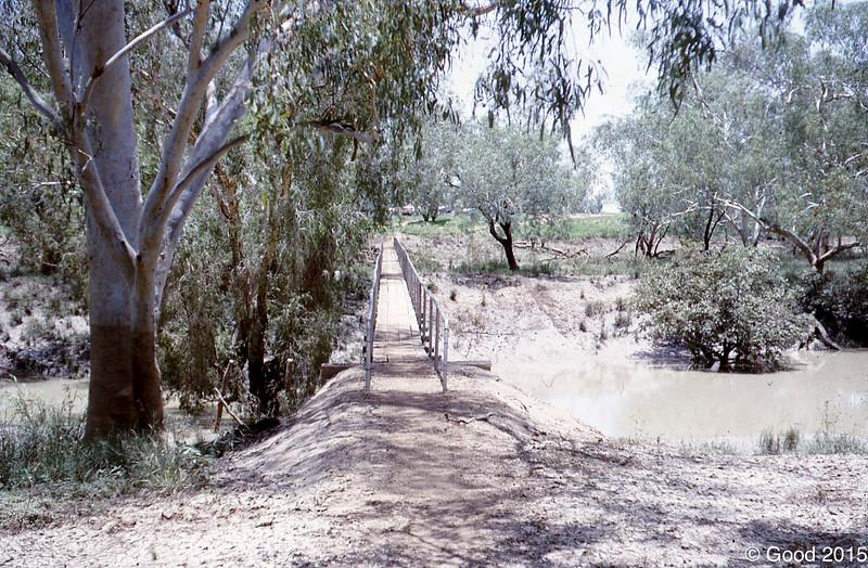 1968 Foot Bridge