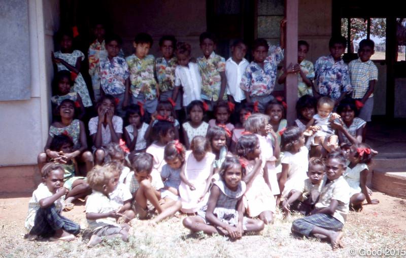 1968 Sunday School class
