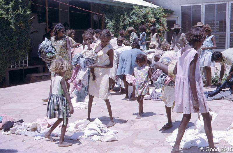1970 Second hand clothes day Second hand clothes day