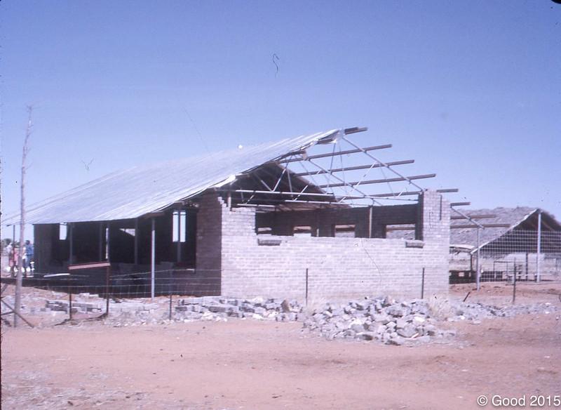 New church being built