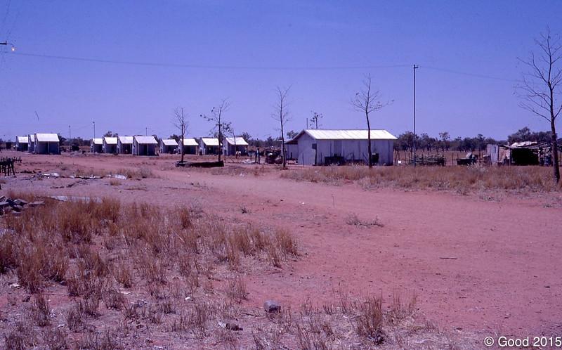 1970 Mission cottages