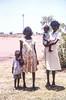 1968 Susan Berringal and Olive Bieundurry and children