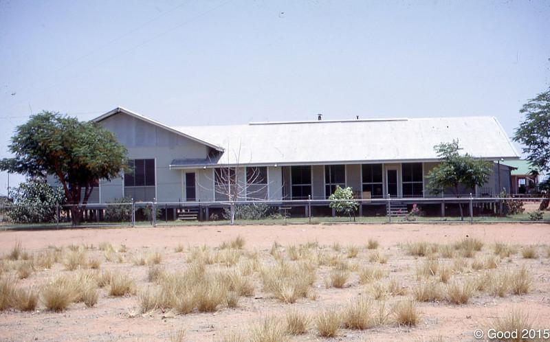 1970 New girls hostel