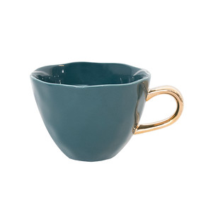 GOOD MORNING CUP - BLUE GREEN