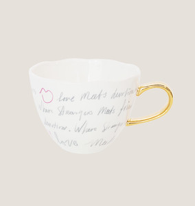 GOOD MORNING CUP WHERE LOVE MEETS