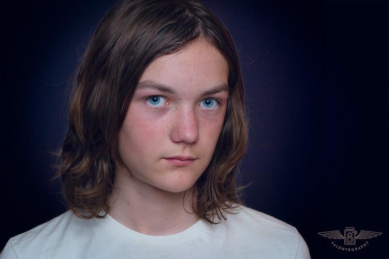 Rade or Rade Portrait