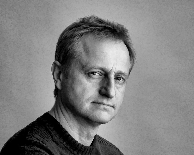Dmitrey Logvinsky Head Portrait