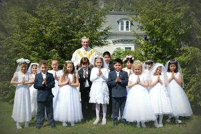 Communion class 2016