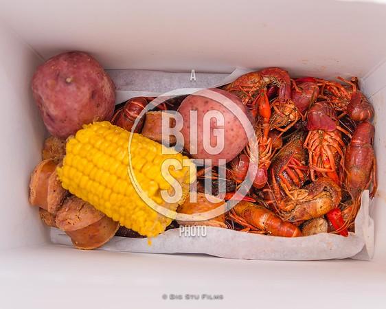 Good Times Saloon | Crawfish Boil 2018