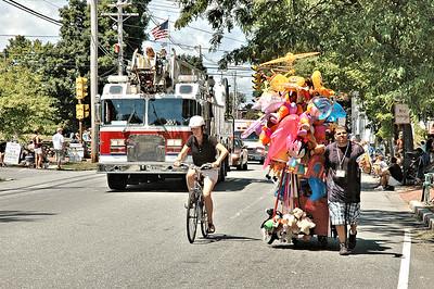 2010 Yankee Homecoming Parade