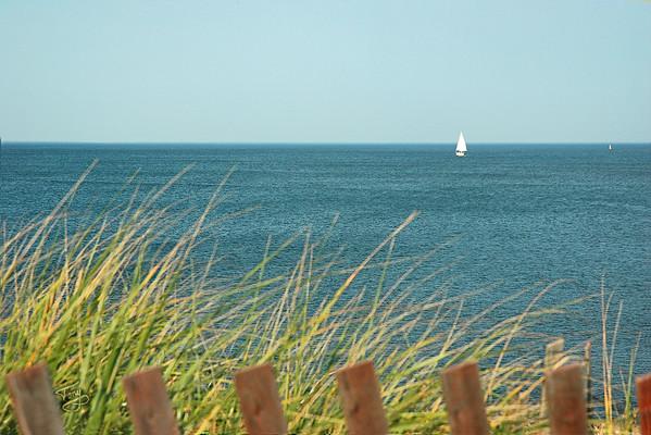 Plum Island - Sailboat