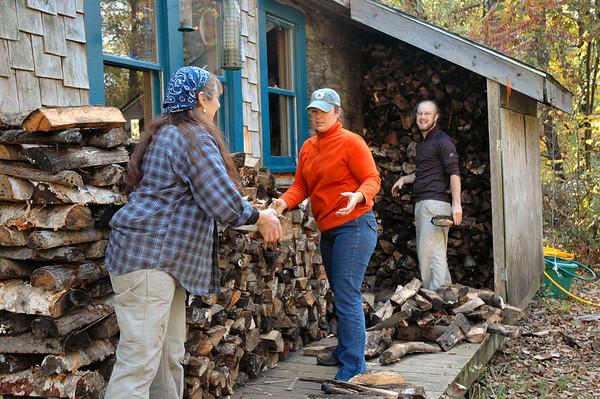 The Log Brigade