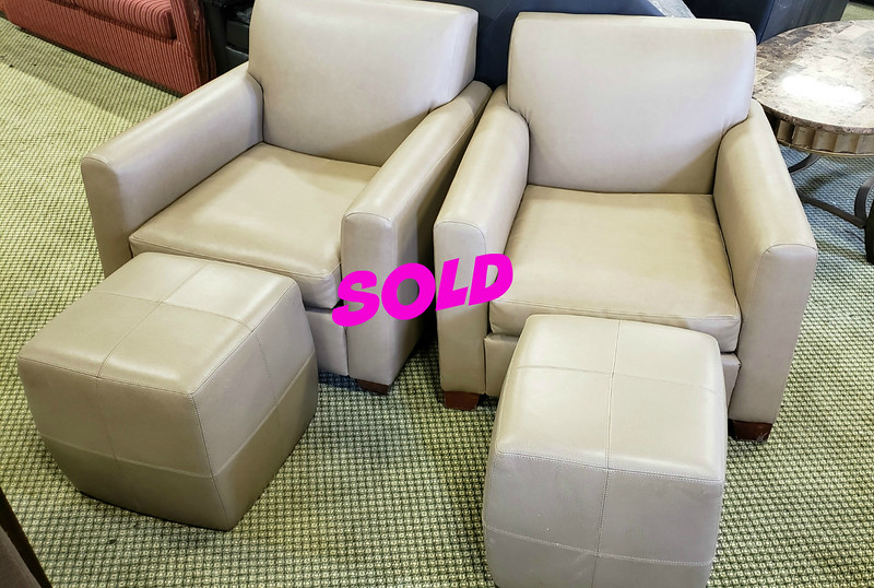 Leather Sofa Chairs