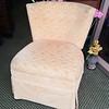 Tufted Parson's Chair