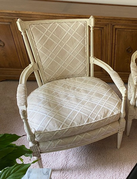 Provincial Style Accent Chairs