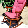 <b>Available at our Livernois Store Location - (313) 345-0884.</b> Traditional Look Solid Wood Rocker in Very Good Condition. 19 x 30 x 38   <b>$95</b>