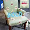 Unique Sherrill Accent Chair