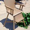 Vintage Hi-Chair.  16 x 23 x 36.  <b>$65</b>