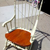 Stylish Ethan Allen Cape Cod Rocker.  22 x 29 x 41.  <b>$165</b>