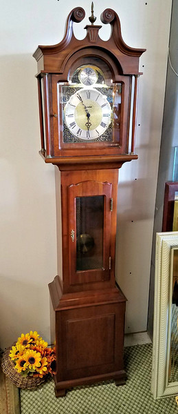 Daneker Grandfather Clock