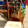 Retro Suit Rack Chair.  <b>$70</b>