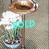 Brass Ashtray Stand