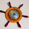 Unique Nautical Theme Wall Thermostat.  <b>$45</b>