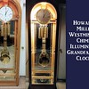 Howard Miller Illuminated Grandfather Clock