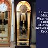 Howard Miller Illuminated Grandfather Clock