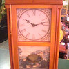 Westport Pendulum-Style Table Clock in Great Condition.  8 x 4 x 14.  <b>$75</b>