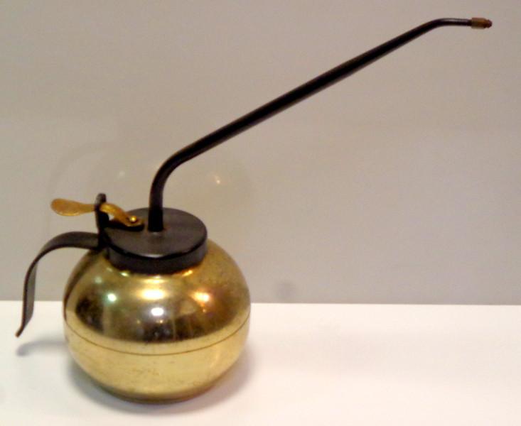 Antique Oil Can.  16 x 5 x 11.  <b>$35</b>
