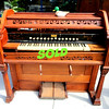 Antique Farrand Pump Organ.  50 x 26 x 47.  <b>$350</b>
