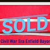 Civil War Bayonet