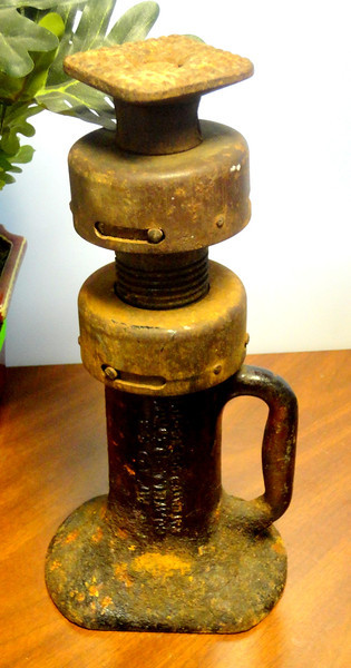 Antique Coryell House Jack.  1913.  <b>$45</b>