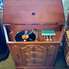 Vintage RCA Stereo Console