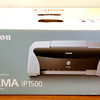 Pixma iP 1500 Photo Printer ~ Brand New In-the-Box..  Photo Quality Made Easy.  PIXMA iP1500 photo printer, iP1500 print head, BCI-24 black and BCI-24 color ink tanks, power cord, documentation kit, setup software and user's guide on CD-ROM (printer driver, Easy-PhotoPrint, Easy-WebPrint, PhotoRecord, electronic User's Guide, electronic Photo Application Guide, electronic registration); printer cable not included.  <b>$50</b>