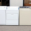 <b>Available at the Warren or Livernois Stores</b>  Used Major Appliances ~ Washers, Dryers, Refrigerators. Warranty included on most models.  Inventory varies daily.  Call the store before stopping by to see what's in stock.  <b>$85 and up</b>