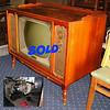 1961 RCA Victor Color TV