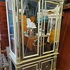 Contemporary Electrum Mirrored Wardrobe