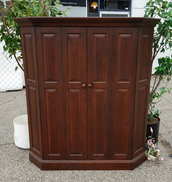 Bombay Corner Entertainment Armoire
