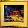 Parisian Evening with Mozart Framed Art.  32 x 32.  <b>$70</b>