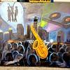 Detroit Jazz Wall Art