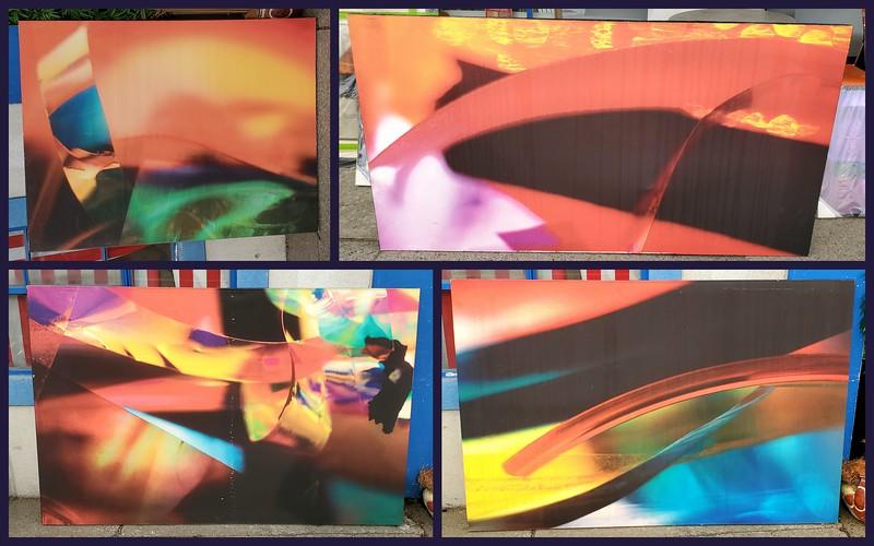 Modern Art Oil Prints