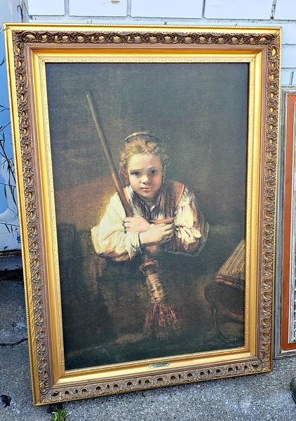 Rembrandt Print