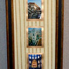 Bombay Company 3-Picture Collage in Frame.  14 x 29 1/2.  <b> $45</b>