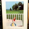 'Ralph Hedley ~ Recent Paintings' Poster Art.  20 x 28.  <b>$25</b>