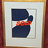 Fiori 5 - Limited Edition Framed Lithograph